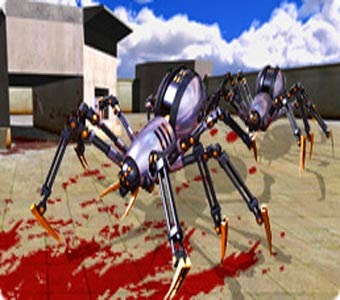 تحميل لعبة العناكب Spiders Arena تصويب واطلاق نار مجانا