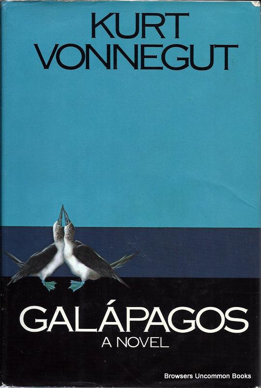 an analysis of kurt vonneguts galapagos