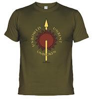 camiseta casa Martell - Juego de Tronos en los siete reinos