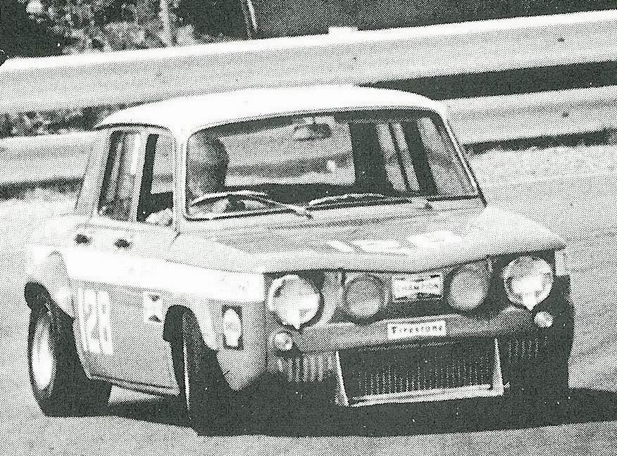Scamp Porters Race Winning Renault 8 Gordini Modifications And