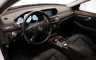 2011 Brabus Mercedes-Benz Interior