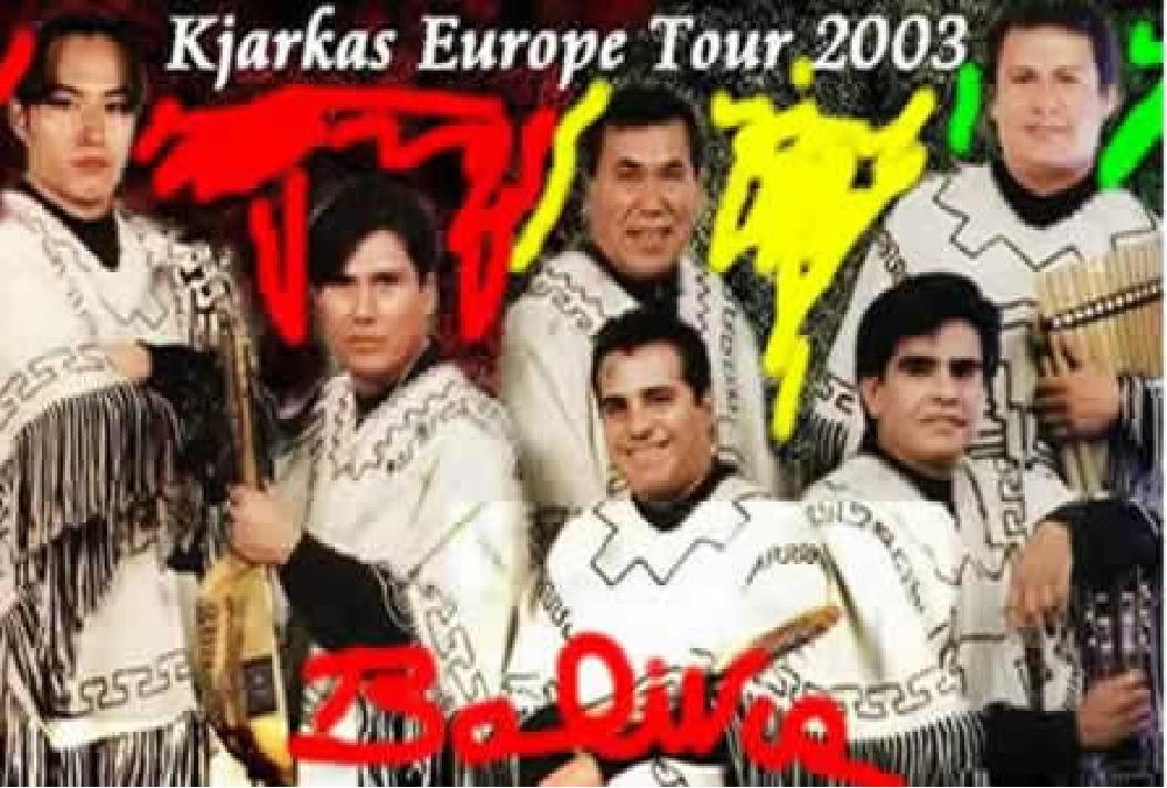 grupo tupay bolivia: