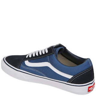 Zapatillas Vans Old Skool - Azul marino