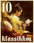 10 Kirjaklassikkoa