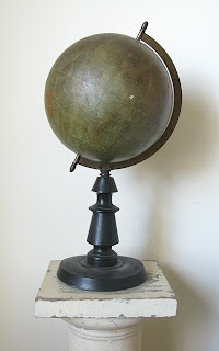 19th century French Globe