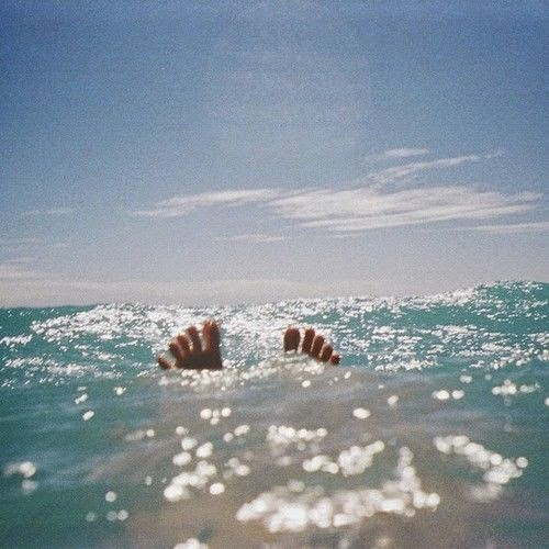 feet sea summer feeling inspiration