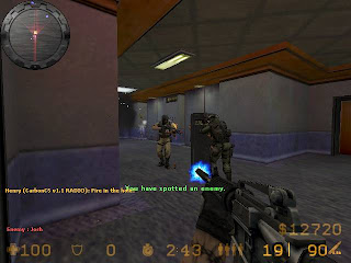 Free Download Counter-Strike Carbon v1.1 2012 Full Version