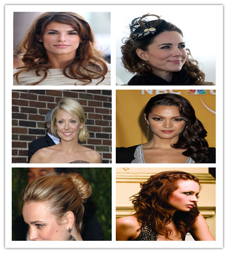 Hairstyles For Cocktail Party