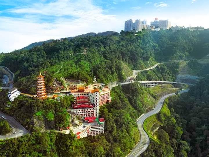 Hotel first world malaysia luxury resort for World luxury hotels resorts