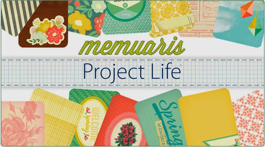 "Project Life c ""Мемуарис"""
