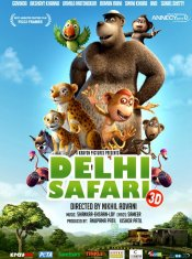 Download Delhi Safari (2012) Dvdrip