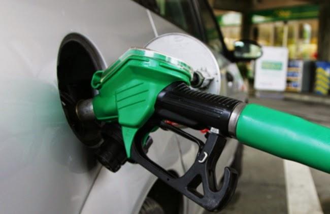 Harga minyak naik Mac 2015