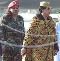 muammar algaddafi female bodyguards 10 Foto foto 40 Perawan Pengawal Pribadi Muammar Qadhafi