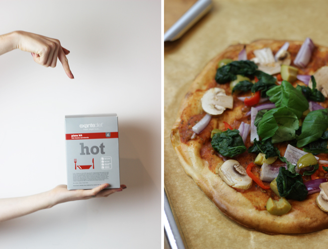Exante Diet Pizza: The Healthy Pizza Alternative