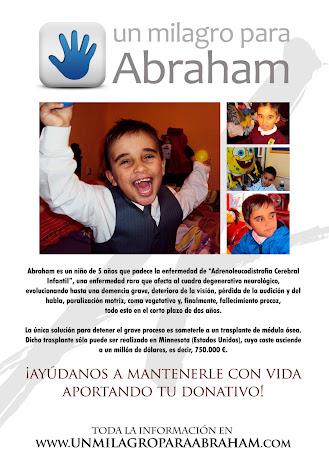 Un milagro para Abraham