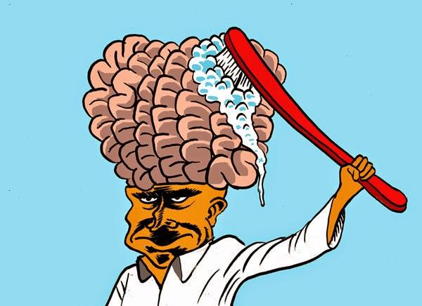 El lavado de cerebro (Uno de los pecados psicológicos contemporáneos)