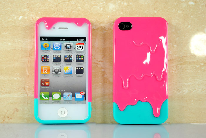 Cover Til iPhone 4s Silikone