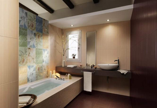 Italian Design Bathroom : Splendid Italian Bathroom Designs ~ Curtains Design