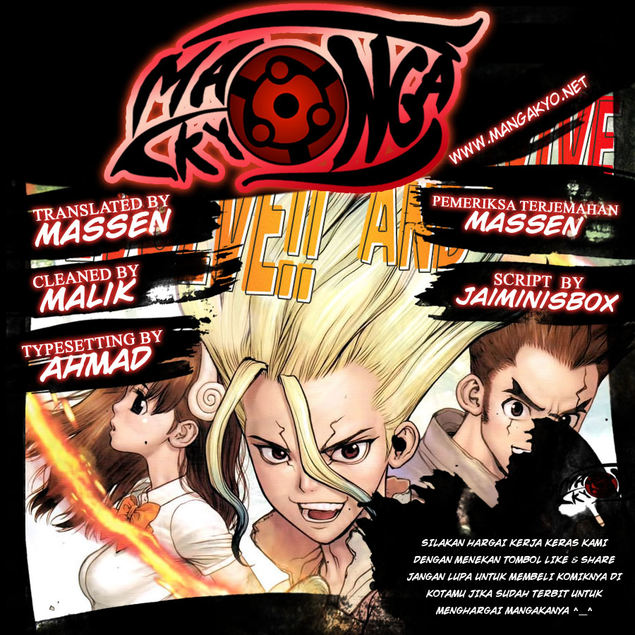 Dr. Stone Chapter 46-18