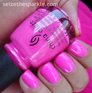 Glow with the Flow by China Glaze