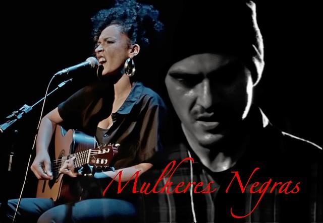 Ouça Mulheres Negras - Musica compostas por Eduardo do Facçnao e Cantada por Yzalú