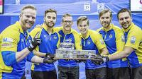 CURLING - Campeonato de Europa masculino 2015 (Esbjerg, Dinamarca). Suecia continúa siendo el mejor de Europa