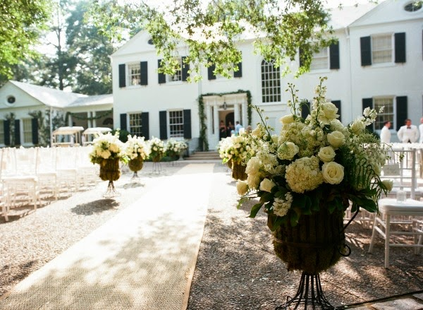 Classic Georgia wedding designed by Tara Guérard Soirée and captured by Liz Banfield