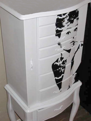 DIY Audrey Hepburn