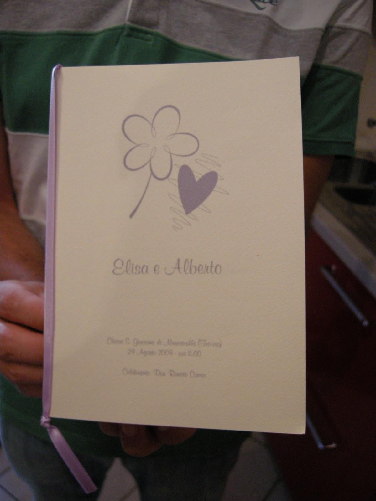 Matrimonio Simbolico Libretto : Il mio matrimonio libretto messa the irish princess