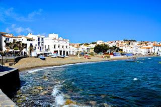 De turismo por Cadaqués