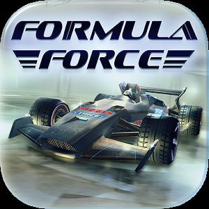 لعبة السباق Formula Force Racing مدفوعة للاندرويد