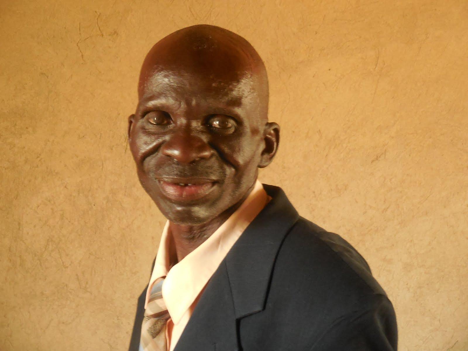 Pastor Gwada Muparazuva