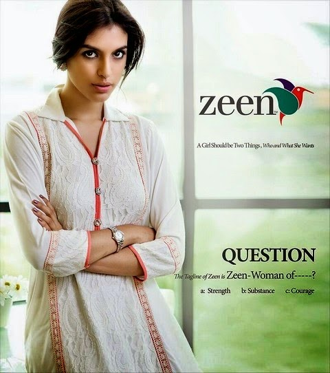 Cambridge Zeen Summer Dresses Collection 2014