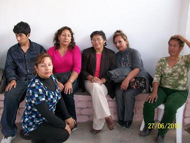 Reunión en casa de campo de Jose Chotón Villar