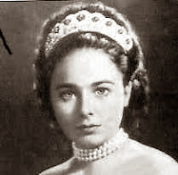 Maria Romanov grande-duchesse de Russie