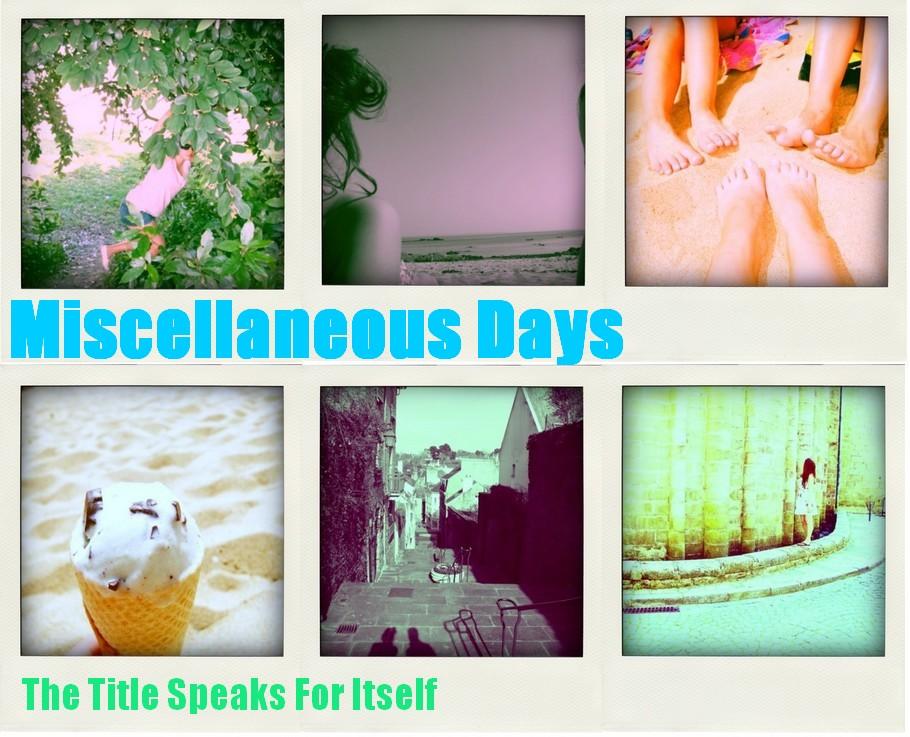 Miscellaneous Days