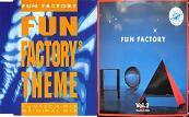 Fun Factory az első lemezek