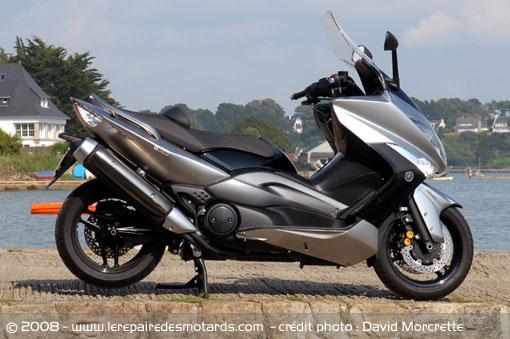 Tmax 2011   Le monde des motos