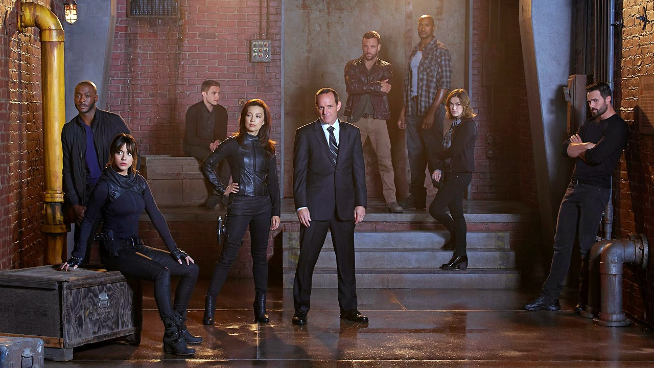 marvel's agents of shield season 2