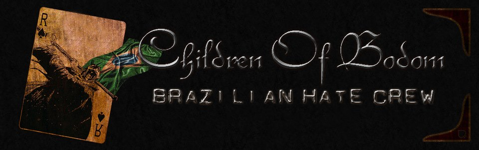 Children Of Bodom Brazilian Hate Crew