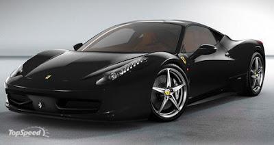 Ferrari 458 Italia Car