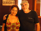 Con Haydee Mariel