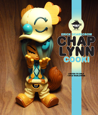 ESC Toy: Chap-Lynn Cooki Resin Figure by Erick Scarecrow
