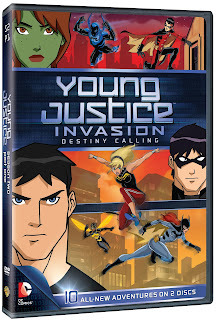 Young Justice: Invasion - Destiny Calling: Season 2 Part 1