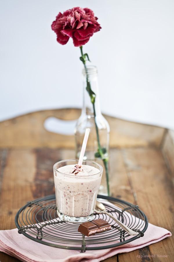 Blizzard Himbeer Cranberry Joghurt Vanilleeis Ritter Sport Sommer Sorten