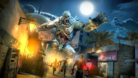 Dead Trigger 2 uno de los mejores juegos de zombies para Android, iPad, iPhone y iPod