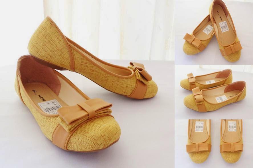 Koleksi model sandal wedges terbaru di jual harga murah