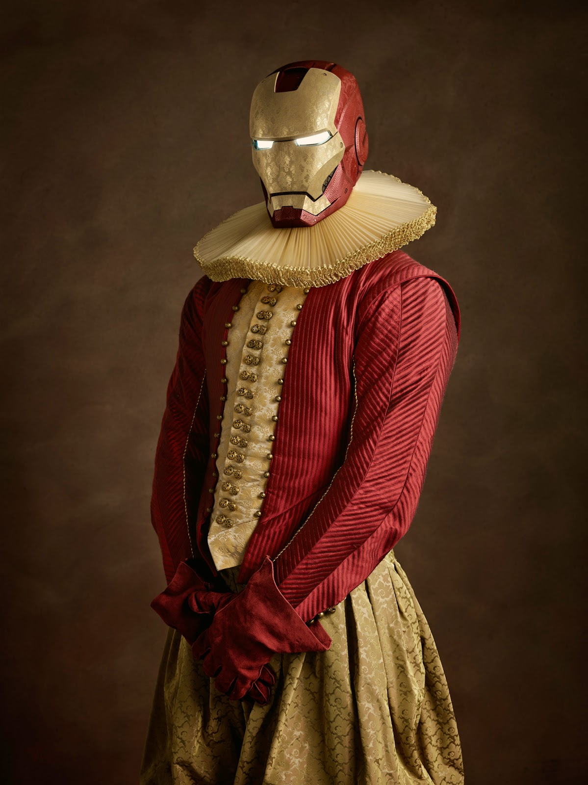 17-Iron-Man-Robert-Downey-Jr-Sacha-Goldberger-Superheroes-in-the-1600s-www-designstack-co