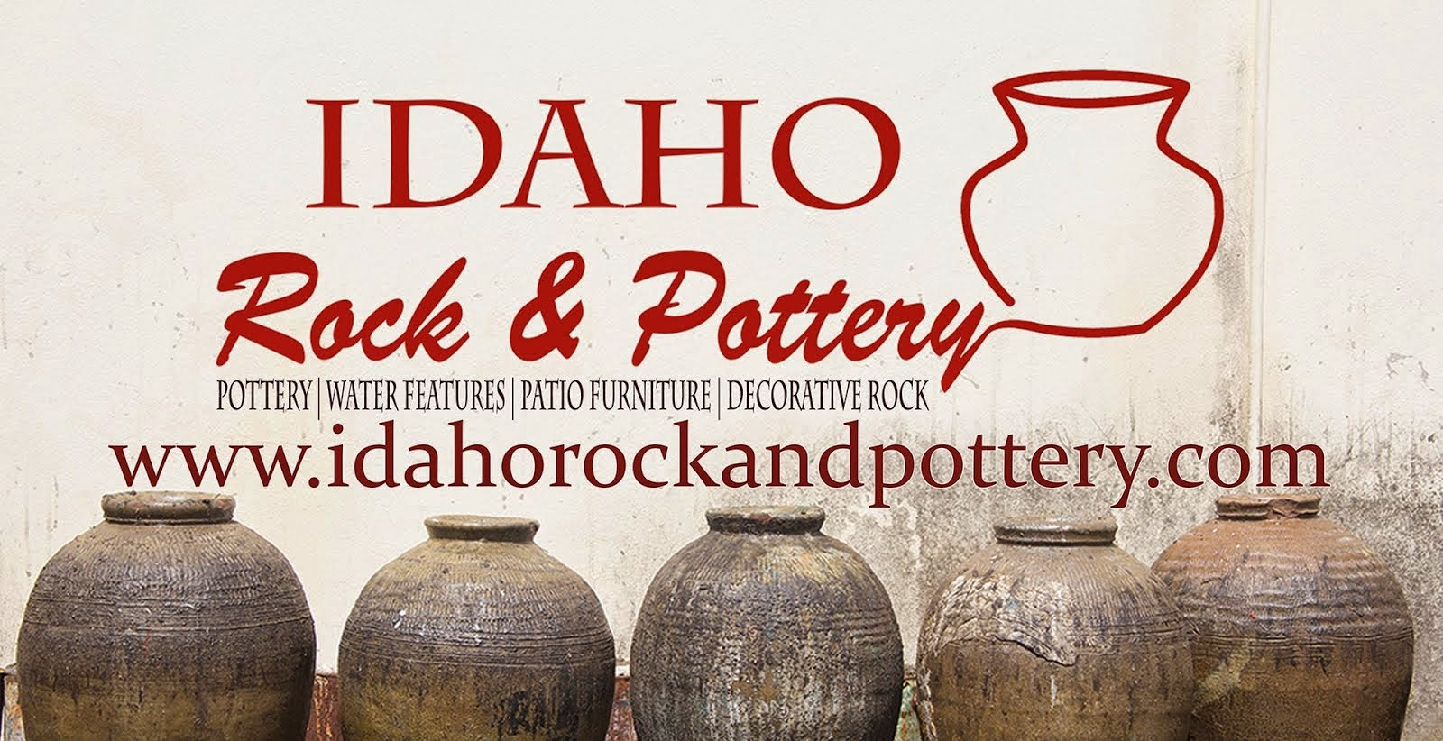 Idaho Rock and Pottery