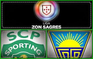 Sporting 0-1 Estoril todos os golos e o resumo do jogo